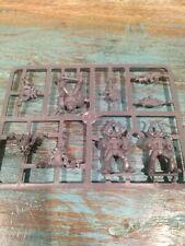 Chaos Space Marines x3 Marines (2006 sculpts) - New on sprue - Warhammer 40K