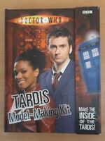 Doctor Who TARDIS Model-Making Kit Interactive TARDIS Interior - BBC - Great!
