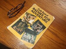 Cub Scout Badges for Adventure Australian Scout Association. PB 1985