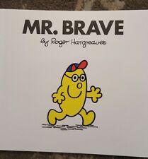 MR BRAVE BOOK MR MEN NO 40 PAPERBACK