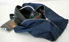TRAVANDO 2x Shoe Bag Organizer Packing Cube Suitcase Luggage Bag for Shoes Navy