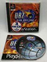 DBZ: Dead Ball Zone Video Game for Sony PlayStation PS1 PAL TESTED