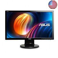 """ASUS VE228H 21.5"""" Full HD 1920x1080 HDMI DVI VGA Back-lit LED Monitor, Black"""