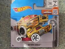 Articoli di modellismo statico Mattel serie Hot Wheels Super Chromes Scala 1:64