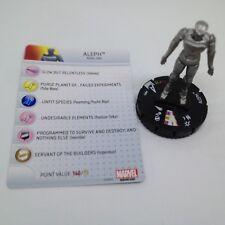 Heroclix Avengers Assemble set Aleph #003 Common figure w/card!