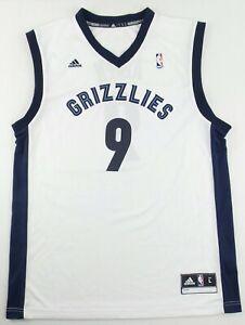 Authentic Adidas Memphis Grizzlies Tony Allen Basketball Jersey Size Men's L