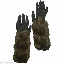 Werewolf gloves or Wolverine Hands Fancy Dress Costume Accessory