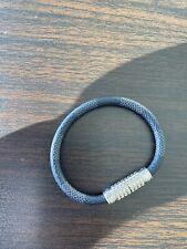 Louis Vuitton Bracelet Digit Damier Graphite