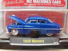 M2 MACHINES - AUTO-THENTICS - RELEASE 08 - 1949 MERCURY CLUB COUPE - 1/64