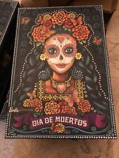 Barbie Dia De Los Muertos Doll 2019 Mexican Day Of The Dead Original Mattel