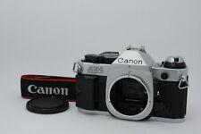 [Near MINT] Canon AE-1 Program 35mm SLR Film Camera Body Only From JAPAN C46