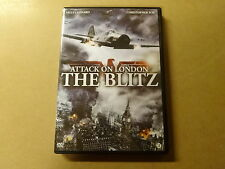 DVD / THE BLITZ - ATTACK ON LONDON ( SALLY LEONARD, CHRISTOPHER FOX )