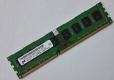 Free Shipping MT Micro 4GB PC3-10600U DDR3 1333 Desktop RAM MT16JTF51264AZ-1G4D1