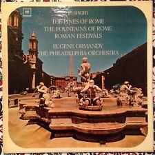 Ormandy Respighi Pines Of Rome Roman Festivals LP Columbia KS 5987 NM
