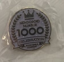 AX 19 Anime Expo 2019 Nendoroid 1000th Anniversary Pin Exclusive IN HAND
