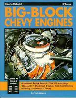 How To Rebuild Your Big-Block Chevy 366 396 427 454