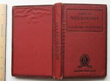 Aids to Neurology - E. A. Blake Pritchard 1934