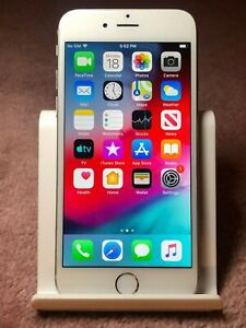 Apple iPhone 6 - white + EXCELLENT CONDITION +(Unlocked)---  ON SALE !!!!