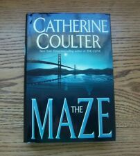 Catherine Coulter - The Maze - First Edition 1st Printing W/ Dust Jacket