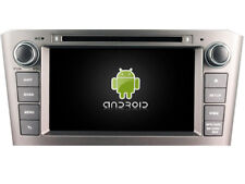 AUTORADIO Touch Android 8.0 Toyota Avensis dal 2005 al 2007 Navigatore Bluetooth
