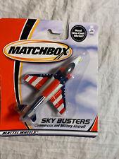Matchbox 2000 Sky Busters Series U.S. Navy McDonnell Douglas F4 Bicentennial NEW