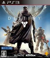 Used PS3 Destiny SONY PLAYSTATION 3 JAPAN JAPANESE IMPORT