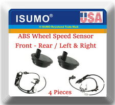 ABS Wheel Speed Sensor Rear For Toyota Avalon Lexus ES350 Camry Solara 970-460