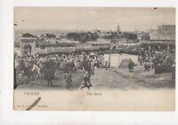 Tangier The Soco Morocco Vintage U/B Postcard 111b