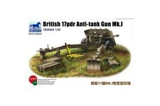 BRONCO CB35024 1/35 British 17pdr Anti-tank Gun Mk.I