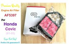 HONDA CIVIC(01-05) Quality Engine Air Filter AF5397 Perfect Fit&Fast Shipping^O^