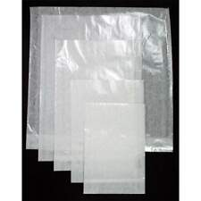 More details for pack of 1000 film front bags - for home, office or shop. open on short side