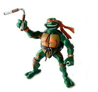 Mystic Fury Mike Vintage TMNT Ninja Turtles Action Figure 2005 Michelangelo