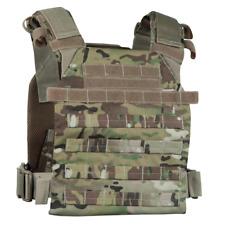 Condor Outdoor Sentry Plate Carrier Vest Tactical Molle Vest MultiCam