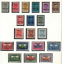 Postfrische Österreichische Briefmarken als Sammlung