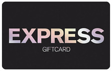 Buy a $50 Express Gift Card & get a bonus $10  ($60 Value)