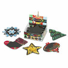 Melissa and Doug Scratch Art  Holiday Mini Notes 32040 NEW