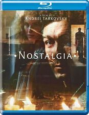 NOSTALGIA di Andrei Tarkovsky BLURAY in Russo/Italiano NEW .cp