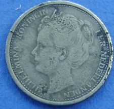 Nederland - The Netherlands 1904 dubbeltje, 10 cent Wilhelmina Silver