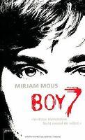 Boy 7: Vertraue niemandem. Nicht einmal dir selbs... | Buch | Zustand akzeptabel
