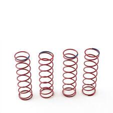Ressort amortisseur rouge 4 Pièces Scorpion B-XXL Pièce de rechange Kyosho SX119