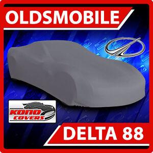 1977-1985 Oldsmobile Delta 88 4-Door CAR COVER - ULTIMATE® HP Custom-Fit