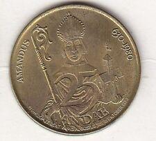 25 GANDAE 1980 STAD GEND SINT BAAFABDU LAVATORIUM AMANDUS 630-1980