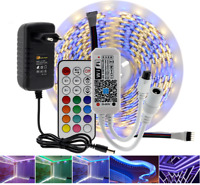 Compatible with Alexa and Google assitant Lytworx 5m Smart Light Strip