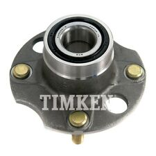 Wheel Bearing and Hub Assembly-FWD, w/o ABS Rear Timken fits 1992 Honda Prelude