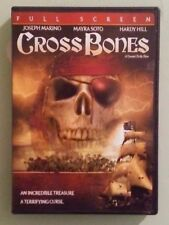 joseph marino  CROSSBONES cross bones    DVD