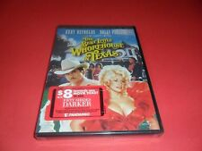 The Best Little Whorehouse in Texas (DVD, 2003) New Sealed