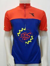 MAGLIA SHIRT CICLISMO DIADORA TG.5/XL CYCLING PROJECT BIKE JERSEY GIRO ES101