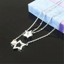 KPOP Drama You're Beautiful Park Shin Hye Jung Yong Hwa Rhinestone Star Necklace