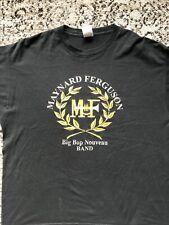 Maynard Ferguson Concert Band T Shirt Xl Tour Big Bop Nouveau
