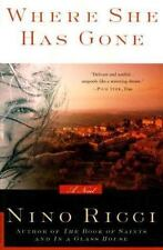 Where She Has Gone by Nino Ricci (1999, Paperback)